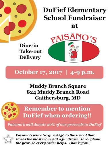 Dining with Dufief_Paisanos_Oct 17 2017