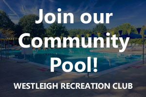 Join our Neighborhood Pool! Westleigh Recreation Club